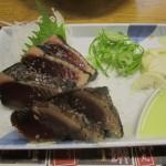 【旅行】高知市 ひろめ市場『明神丸』の鰹のたたき