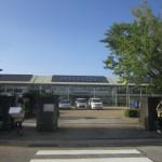 【旅行】高知 赤岡町『絵金祭り』駐車場
