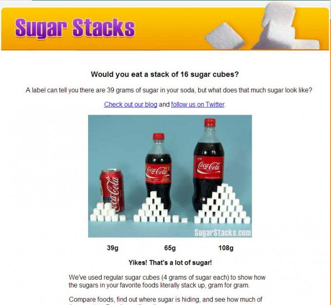 砂糖 コーラ
