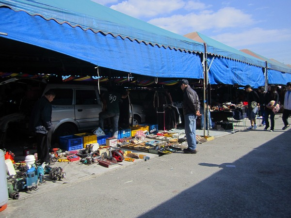 福和橋跳蚤市場フリーマーケット (9)