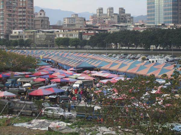 福和橋跳蚤市場フリーマーケット (2)