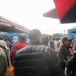 【台湾】台北・新北市永和区の福和橋跳蚤市場(フリマ) – 休日編 –