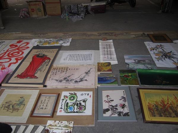 福和橋跳蚤市場フリーマーケット (35)