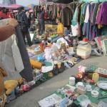 【台湾】台北・新北市 福和橋跳蚤市場 – 蚤の市・フリーマーケットエリア –