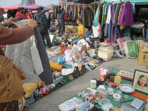 福和橋跳蚤市場フリーマーケット (8)