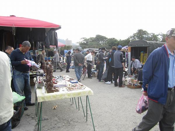 福和橋跳蚤市場フリーマーケット (6)