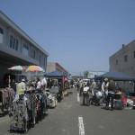 【徳島】日曜の朝は『徳島びっくり日曜市』のフリマへ!