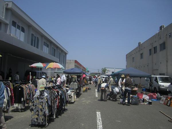 徳島日曜市 (2)