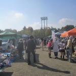 【香川】県内最大級のフリマ『大川フェスティバル』2015の模様