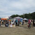 【香川】県内最大級のフリマ『大川フェスティバル』2016の模様