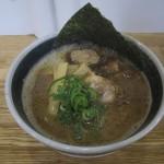 【徳島】人気ラーメン店『中華そば 田村』の「魚介そば」がうまい!