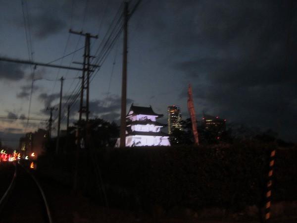 夜の玉藻公園 (1)