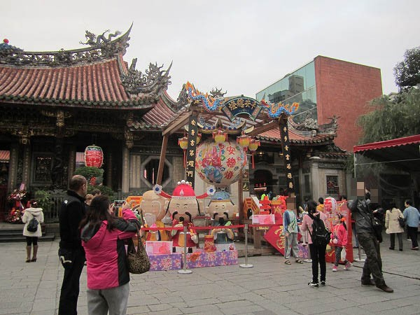 龍山寺 (3)