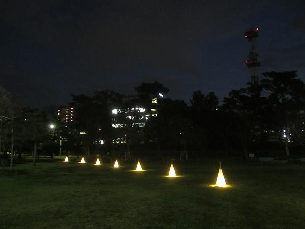 夜の玉藻公園 (12)
