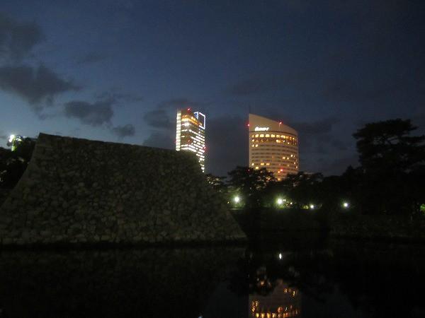 夜の玉藻公園 (16)