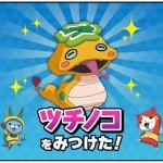 ニャフー妖怪かくれんぼ『ツチノコ』の探し方(2015年12月28日)