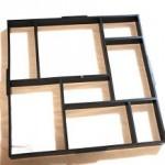 【DIY】セメントでレンガっぽいブロックが作れる型枠のコスパが最高!
