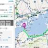 【愛媛】高松→今治市へ!B級スポット・グルメを巡る旅の計画