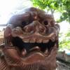 【香川】女木島(鬼ヶ島)の『住吉神社』には明治16年(1883年)の狛犬がイルー!