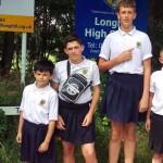 暑過ぎる夏2016!イギリスでスカートを履いた男子中学生現る!