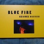 【本】名越啓介の写真集『BLUE FIRE』 – 少年写真クラブ