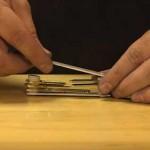 【DIY】鍵がうるさいので、おしゃれなキーホルダーを自作するための動画集
