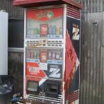 【香川】道端の朽ち果てた昭和なレトロ自販機を紹介(西日本・四国)