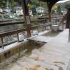 【香川】塩江温泉郷『行基庵』で足湯が無料!タトゥー・刺青はお断り?