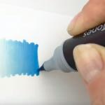『カメレオンペン』はコピックペンより簡単にグラデーションが描ける!