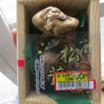 激安!中国産の松茸の価格に驚愕!安全なのでしょうか?