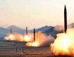 2017北朝鮮核兵器